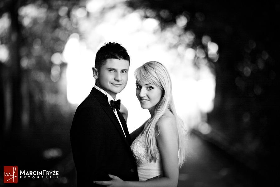 fotografia slubna    Aneta & Marcin   Ślubna sesja plenerowa   Kraków