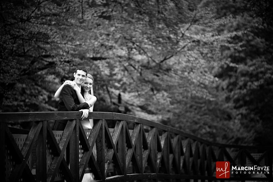 fotografia slubna  | Basia + Łukasz | Ślubna sesja plenerowa | Ojcowski Park Narodowy