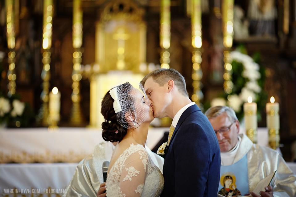 Wesele w Folwarku Zalesie | Ceremonia ślubna Małopolskie