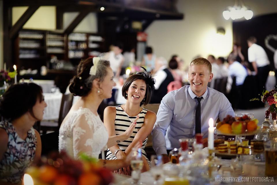 Wesele w Folwarku Zalesie | Folwark Zalesie przyjęcie weselne