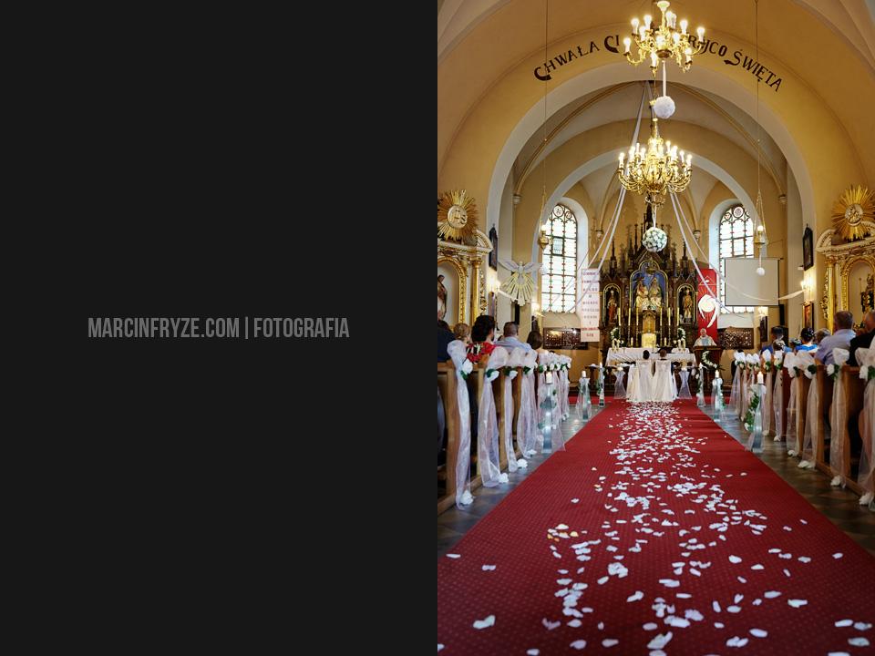Wesele w Folwarku Zalesie | Fotograf ślub pod Krakowem