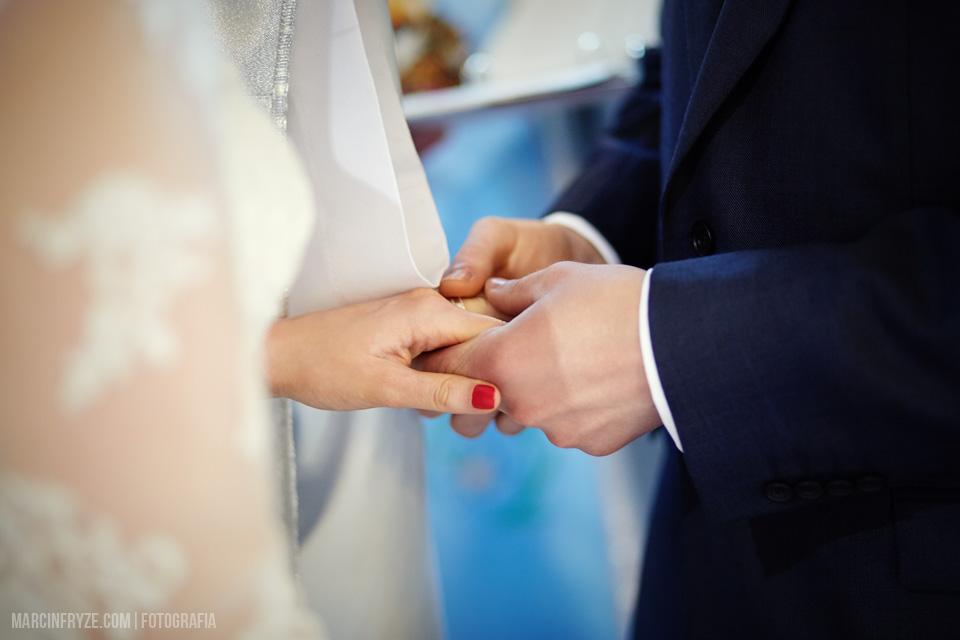 Wesele w Folwarku Zalesie | Okolice Krakowa ślub