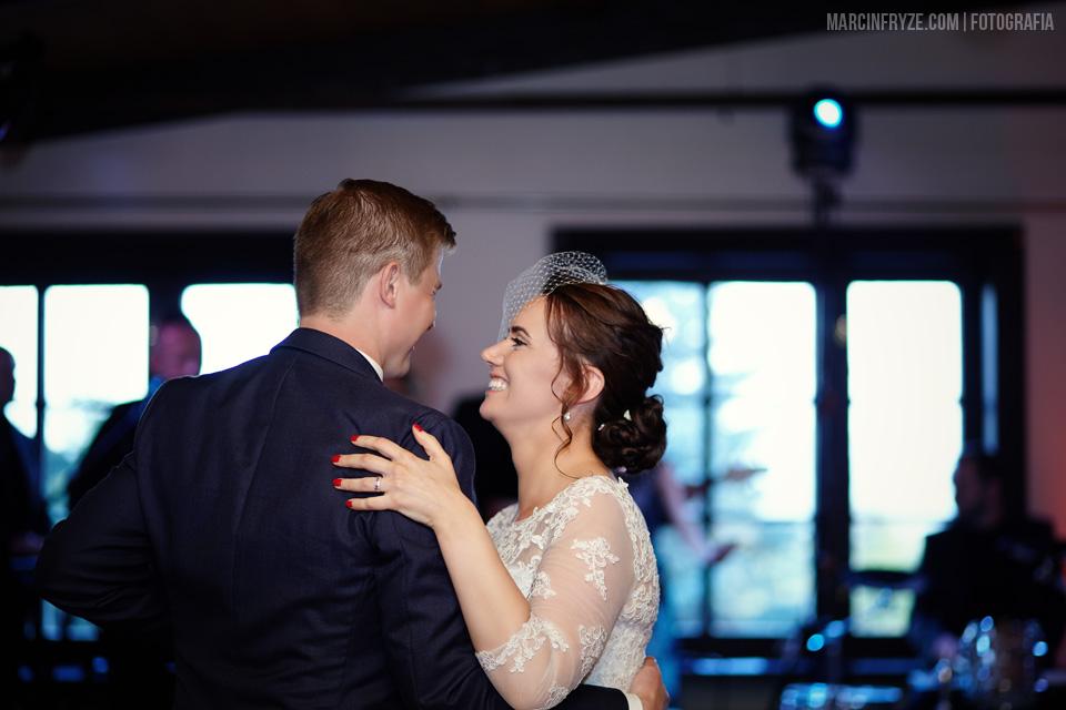 Wesele w Folwarku Zalesie | Pierwszy taniec na weselu