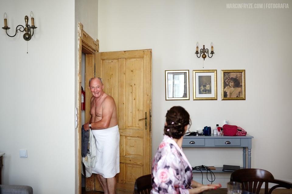 Wesele w Folwarku Zalesie | Przygotowania ślubne apartamenty Kraków