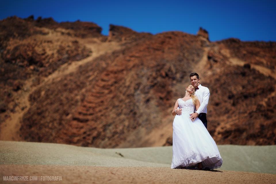 Sesja ślubna na Teneryfie | Fotograf Teneryfa
