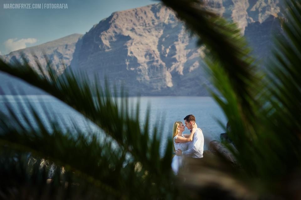 Sesja ślubna na Teneryfie | Polski fotograf Teneryfa
