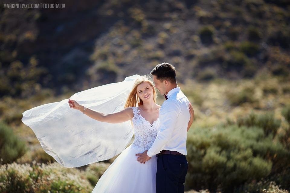 Sesja ślubna na Teneryfie | Sesja foto Teneryfa