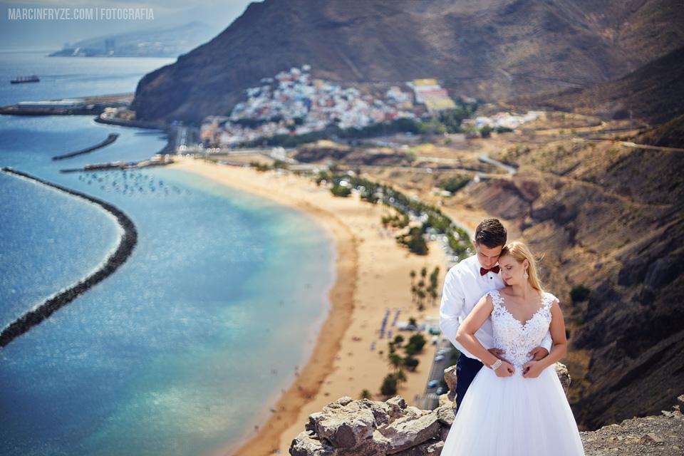 Sesja ślubna na Teneryfie | Fotografia Teneryfa