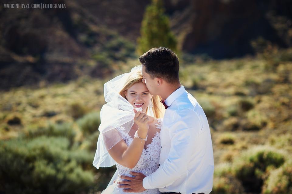 Sesja ślubna na Teneryfie | Sesje ślubne Teneryfa