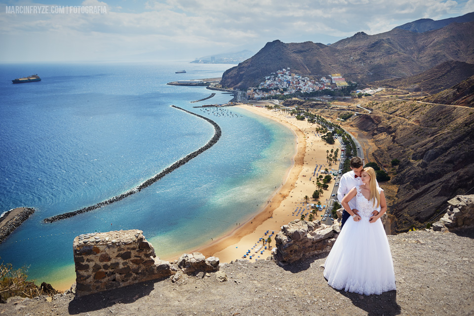 Sesja ślubna na Teneryfie | Teneryfa fotograf