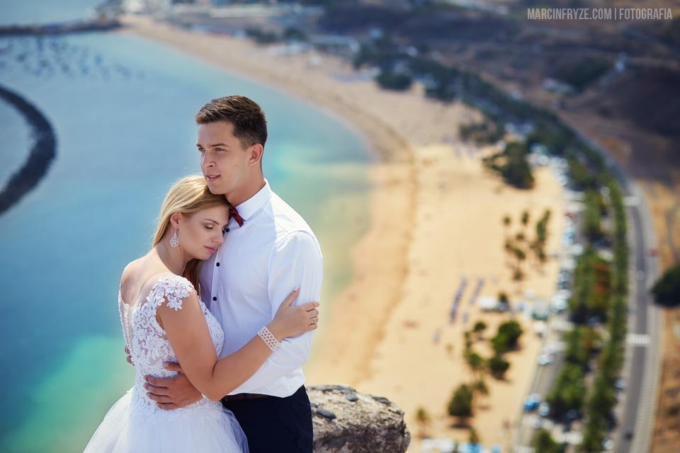 Sesja ślubna na Teneryfie | Teneryfa sesja fotograficzna
