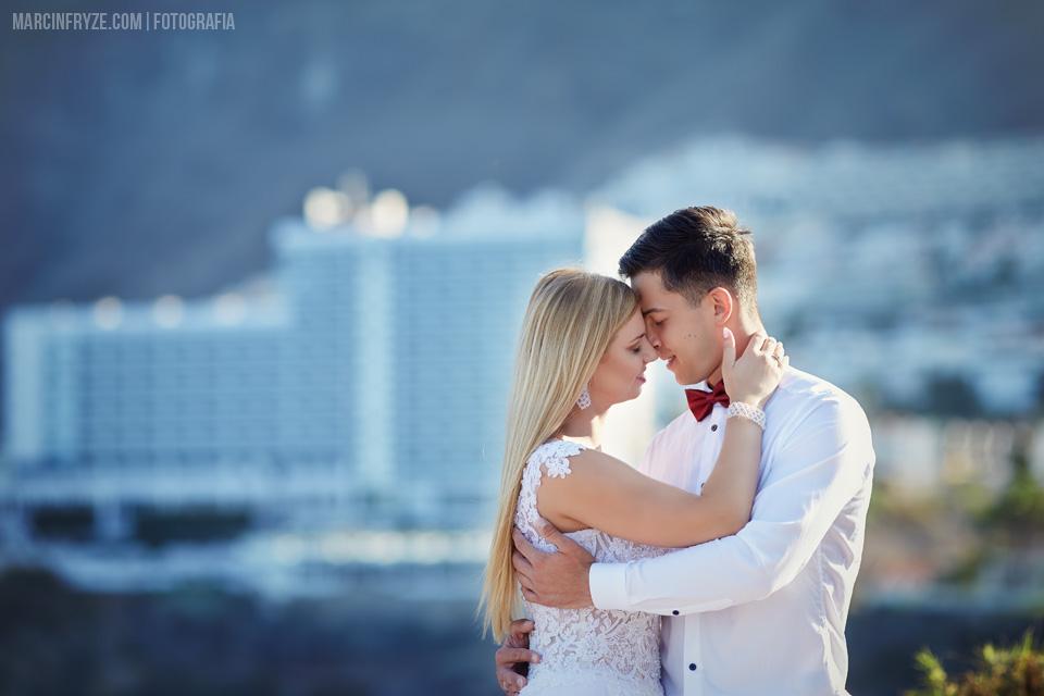 Sesja ślubna na Teneryfie | Teneryfa sesja zdjęciowa